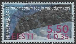 Estonia SG555 2007 Hirvepark 5k.50 Good/fine Used [3/3552/6D] - Estonia