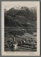 V6097 VALLS D ANDORRA LA VELLA VISTA PARCIAL VG SB (m) - Andorra