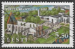 Estonia SG550 2007 600th Anniversary Of Pirita Convent 5k.50 Good/fine Used [38/31488/6D] - Estonia