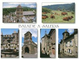 (648) France - Salers - Autres Communes