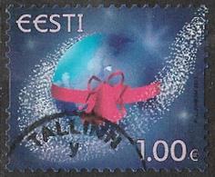 Estonia 2013 Christmas €1 Good/fine Used [38/31491/ND] - Estonia
