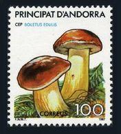 Andorra Sp 181,MNH.Michel 197. Mushrooms 1987:Boletus Edulis. - Spanish Andorra