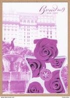 CC Carte Parfumée BOND No9 'CENTRAL PARK SOUTH' Perfume Postcard 1 EX.! - Cartes Parfumées