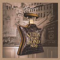 CC Carte Parfumée BOND No9 'SUTTON PLACE EDP' Perfume Postcard JAPAN - Perfume Cards