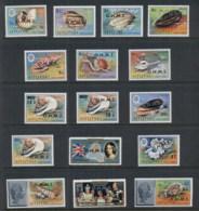 Aitutaki 1978-79 Officials Opt, Shells Muh - Aitutaki