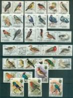 Aitutaki 1981 Birds (36) MUH Lot81344 - Aitutaki