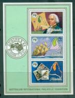Aitutaki 1984 AUSIPEX MS MUH - Aitutaki