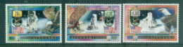Aitutaki 1989 Space, Moon Landing 20th Anniv.  MUH - Aitutaki