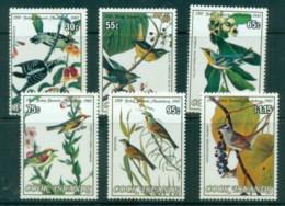 Cook Is 1985 Audubon Birds MUH - Cook Islands