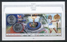 Cook Is 1988 Summer Olympics, Seoul MS MUH - Cook Islands