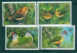 Cook Is 1989 WWF Birds MUH Lot64024 - Cook Islands