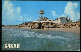 RA881 QSL JENSEN BEACH - Carte QSL