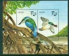 Fiji 1994 Kingfisher MS FU Lot14983 - Fiji (1970-...)