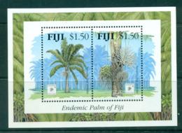 Fiji 1994 Endemic Palms MS MUH Lot54443 - Fiji (1970-...)