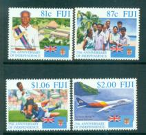 Fiji 1995 25th Anniv. Independence MUH Lot66627 - Fiji (1970-...)