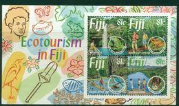 Fiji 1995 Eco Tourism MS FU Lot14986 - Fiji (1970-...)