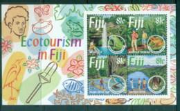 Fiji 1995 Ecotourism MS MUH - Fiji (1970-...)