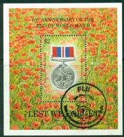 Fiji 1995 End Of WWII MS FU Lot14988 - Fiji (1970-...)