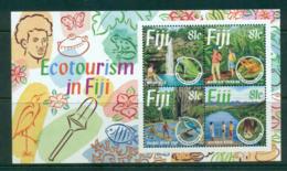 Fiji 1995 Ecotourism MS MUH Lot54430 - Fiji (1970-...)