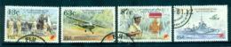 Fiji 1995 WWII 50th Anniv. FU Lot70828 - Fiji (1970-...)