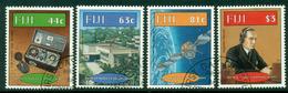 Fiji 1996 Birth Of Radio FU Lot14991 - Fiji (1970-...)