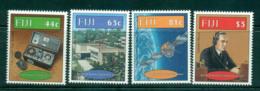 Fiji 1996 Radio Centenary MUH Lot54433 - Fiji (1970-...)