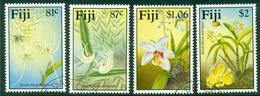 Fiji 1997 Orchids Flowers FU Lot15000 - Fiji (1970-...)
