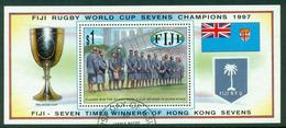Fiji 1997 Rugby 7's MS FU Lot15005 - Fiji (1970-...)