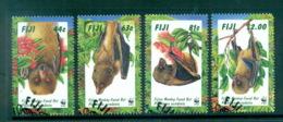 Fiji 1997 WWF Bats FU Lot70823 - Fiji (1970-...)