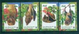 Fiji 1997 WWF Bats MUH Lot64039 - Fiji (1970-...)