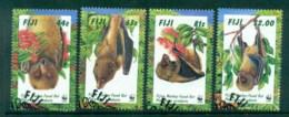 Fiji 1997 WWF Fruit Bat FU Lot81479 - Fiji (1970-...)