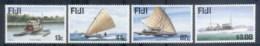 Fiji 1998 Maritime Heritage, Ships MUH - Fiji (1970-...)