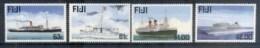 Fiji 1999 Maritime Heritage, Ships MUH - Fiji (1970-...)