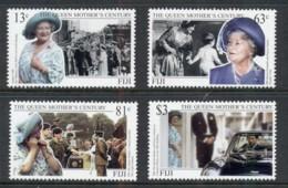 Fiji 1999 Queen Mother's Century MUH - Fiji (1970-...)