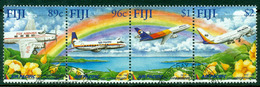 Fiji 2001 Air Pacific FU Lot15043 - Fiji (1970-...)