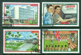 Fiji 2001 Colonial Bank FU Lot15042 - Fiji (1970-...)