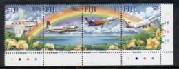 Fiji 2001 Air Pacific Srt4 MUH - Fiji (1970-...)