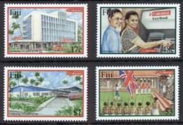 Fiji 2001 Colonial Bank MUH - Fiji (1970-...)