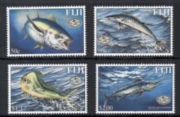 Fiji 2001 Fish MUH - Fiji (1970-...)
