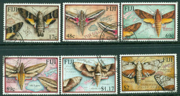 Fiji 2001 Moths FU Lot15036 - Fiji (1970-...)