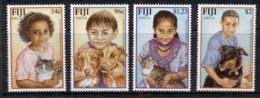 Fiji 2001 SPCA MUH - Fiji (1970-...)