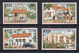 Fiji 2001 Westpac Bank Offices MUH - Fiji (1970-...)