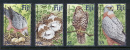 Fiji 2002 Birds, Fiji Goshawk MUH - Fiji (1970-...)