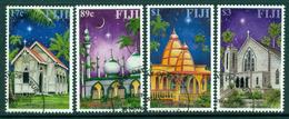 Fiji 2002 Xmas FU Lot15052 - Fiji (1970-...)
