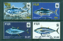 Fiji 2004 WWF Tuna FU Lot70822 - Fiji (1970-...)