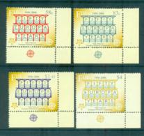 Fiji 2005 Europa 50th Anniv. MS MUH Lot66640 - Fiji (1970-...)