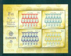 Fiji 2005 Europa 50th Anniv. MUH Lot66639 - Fiji (1970-...)