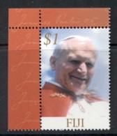 Fiji 2005 Pope John Paul II MUH - Fiji (1970-...)