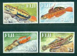 Fiji 2007 Freshwater Gobies, Fish MUH Lot54427 - Fiji (1970-...)