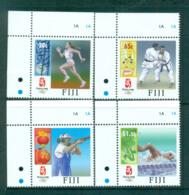 Fiji 2008 Beijing Olympics MUH Lot66649 - Fiji (1970-...)
